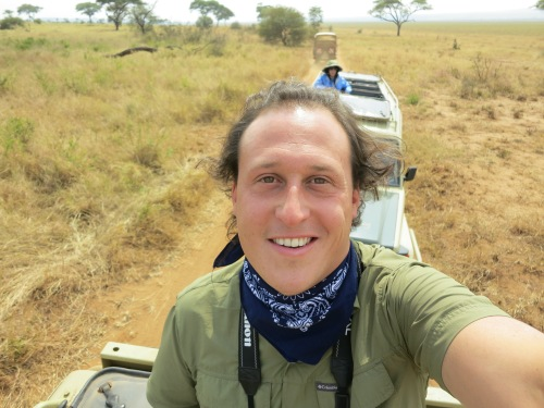 On safari in Tanzania