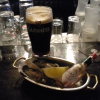 Seafood and Stout in Ireland