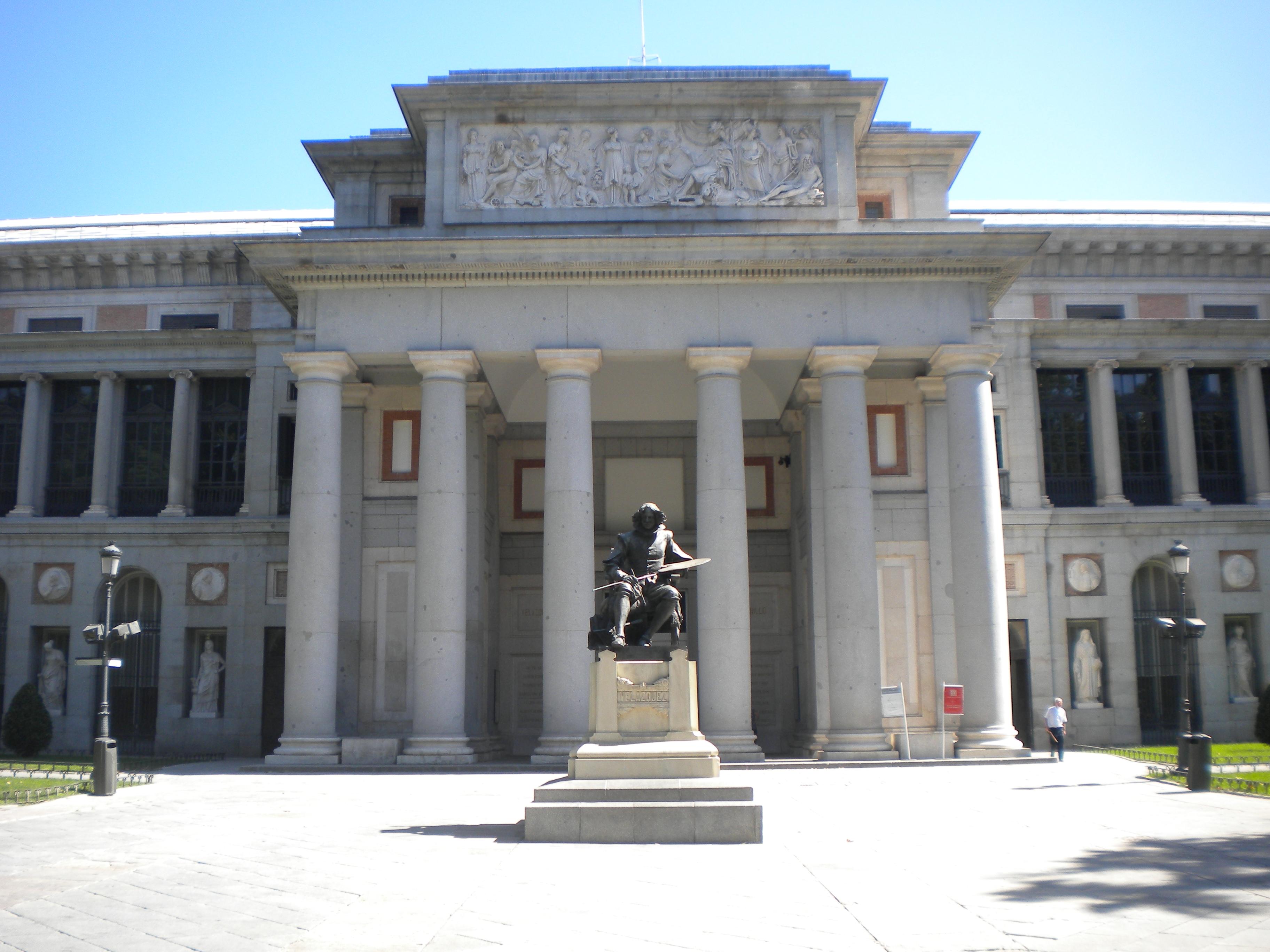 Museo del prado temporarily lost for Lamucca calle del prado 16 madrid