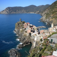 Living a Tough Life in Cinque Terre