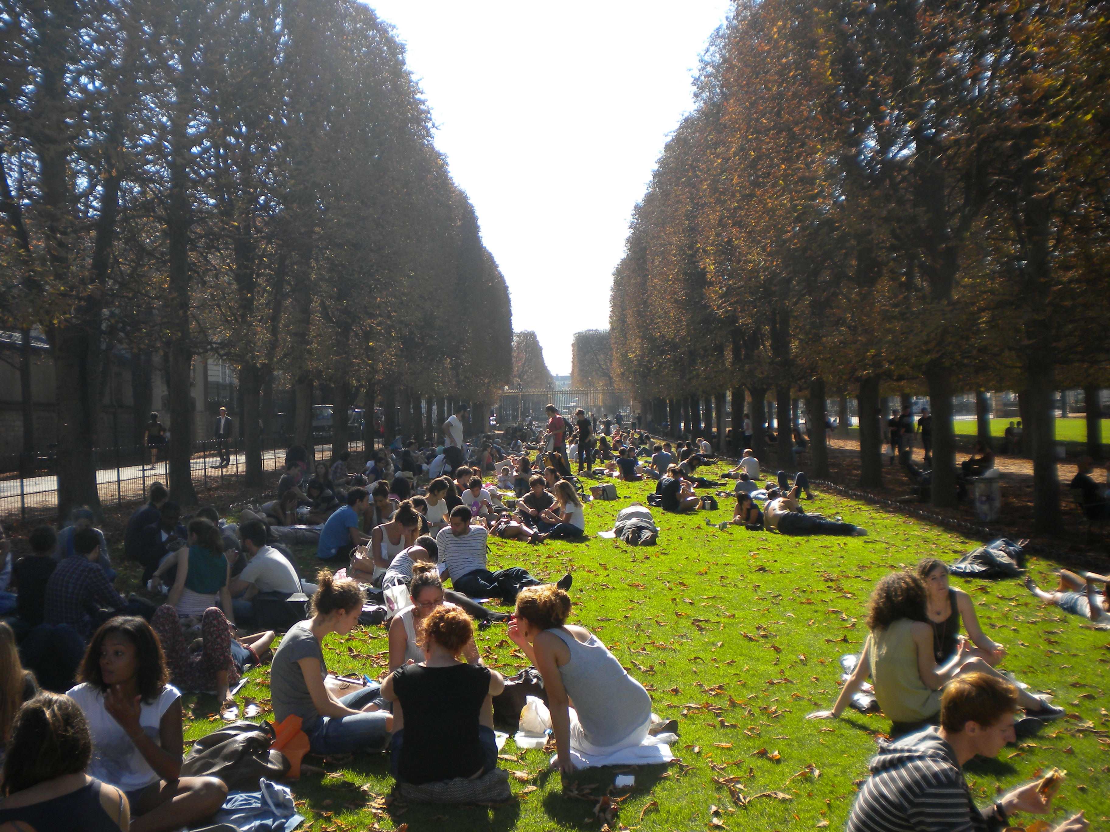 Jardin du Luxembourg 4 – Parks in action