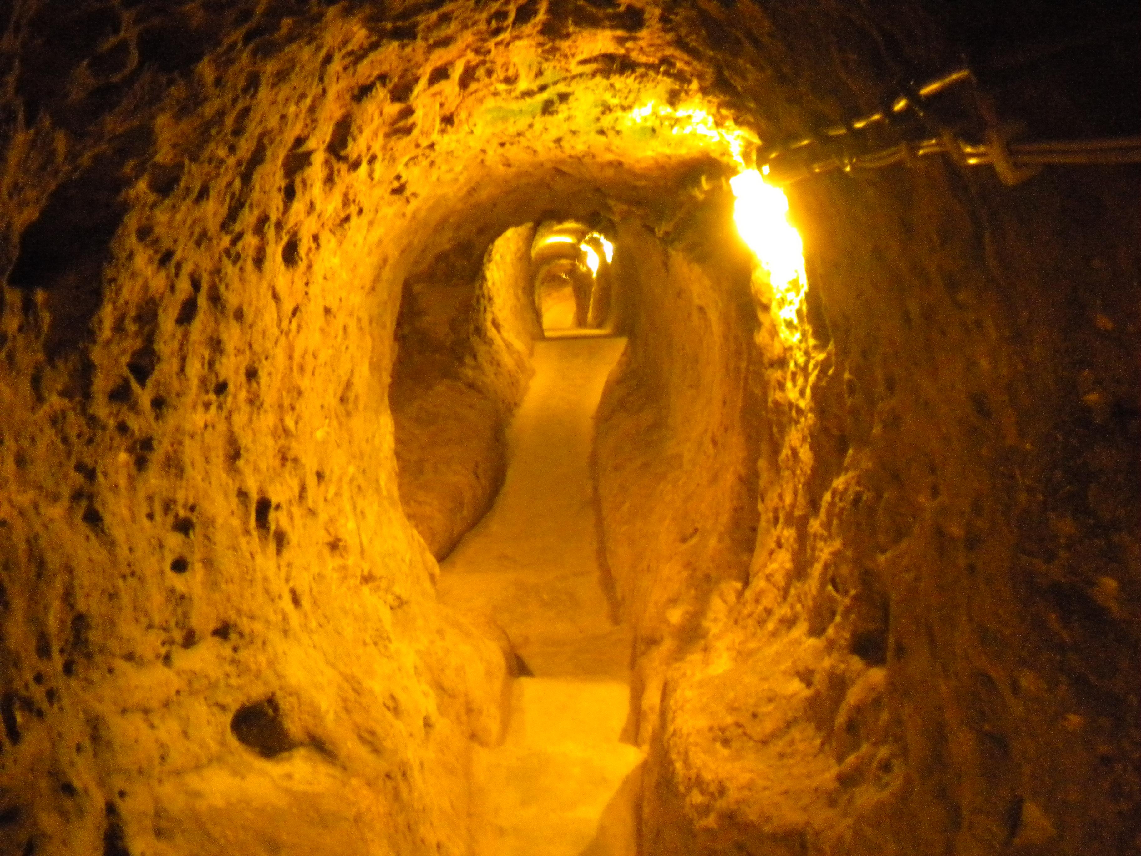 Derinkuyu Underground City 9 | Temporarily Lost