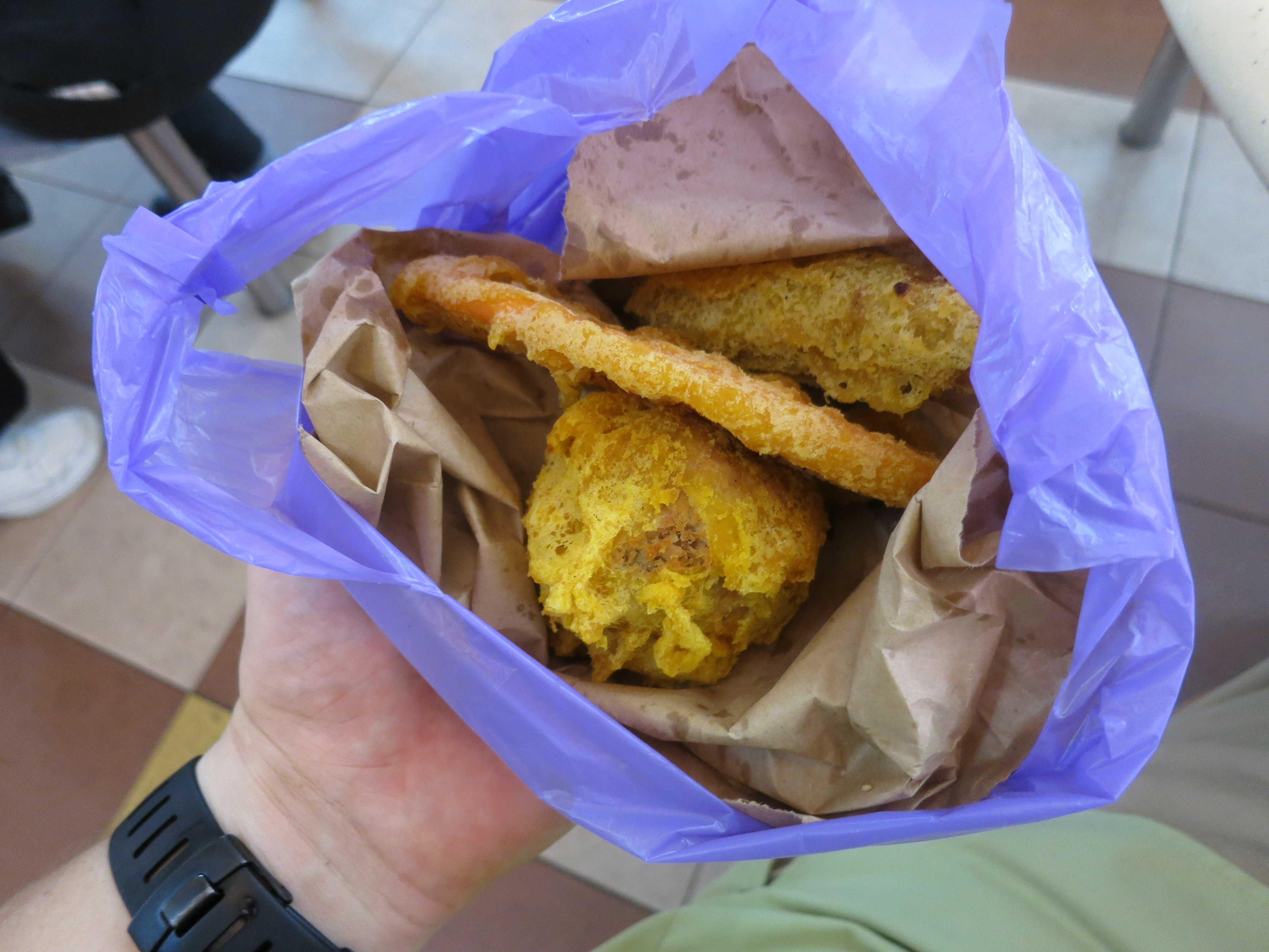 Food 5 – Fried Banana, Yam, and Sweet Potato | Temporarily Lost