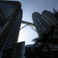 Tower-Hopping in Kuala Lumpur