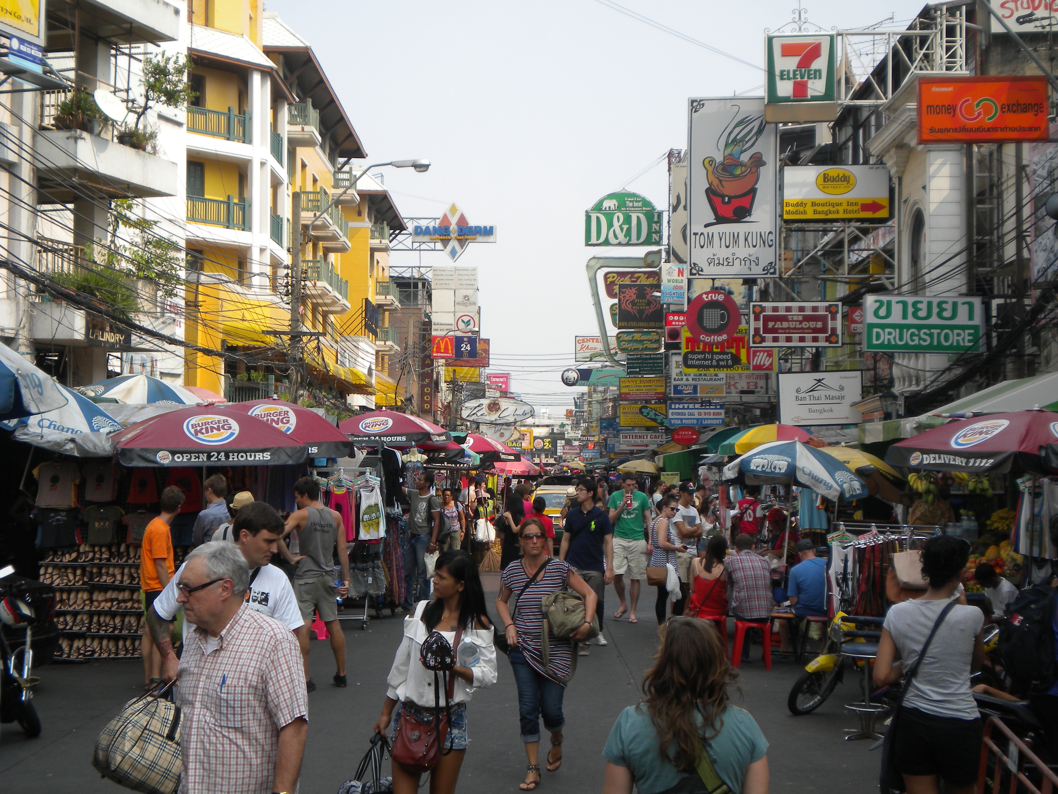 Khao San Road 1  Temporarily Lost
