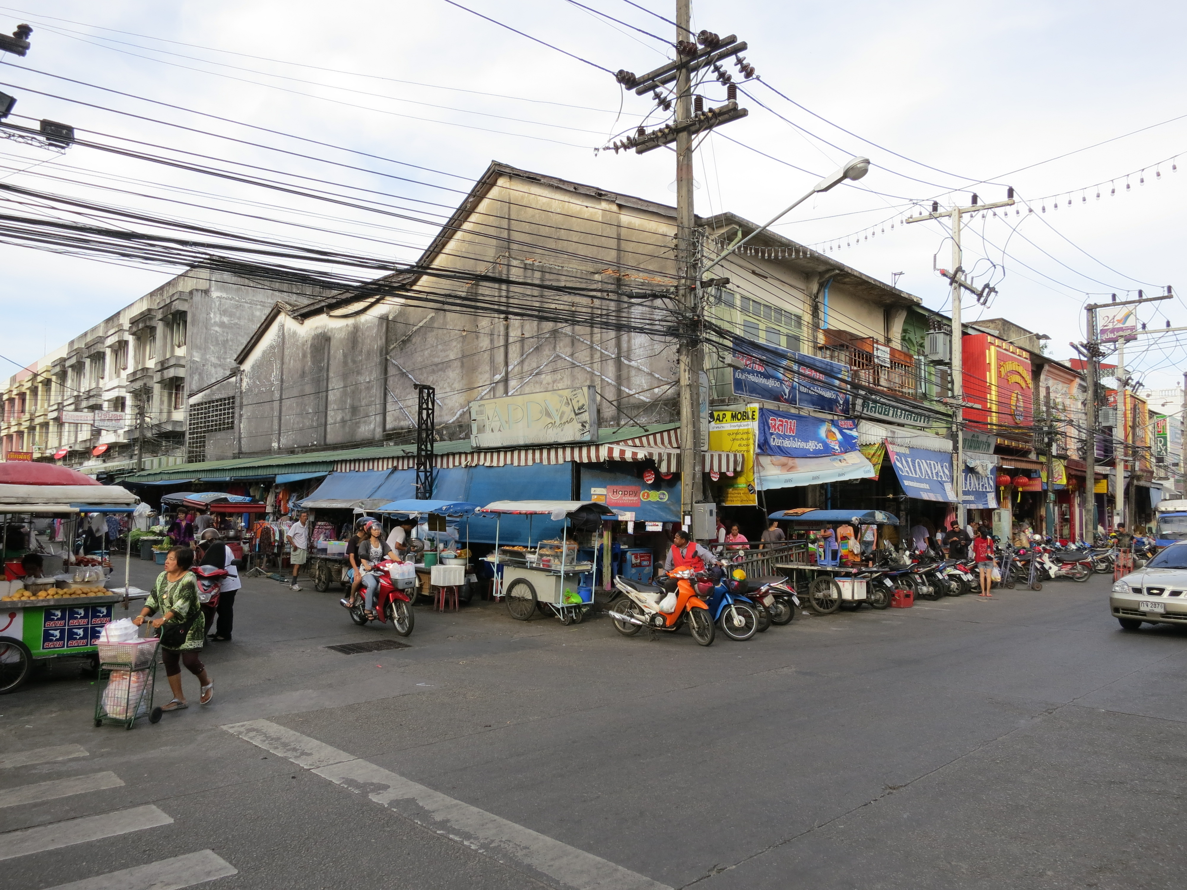 Phuket Town 5 – Streets  Temporarily Lost