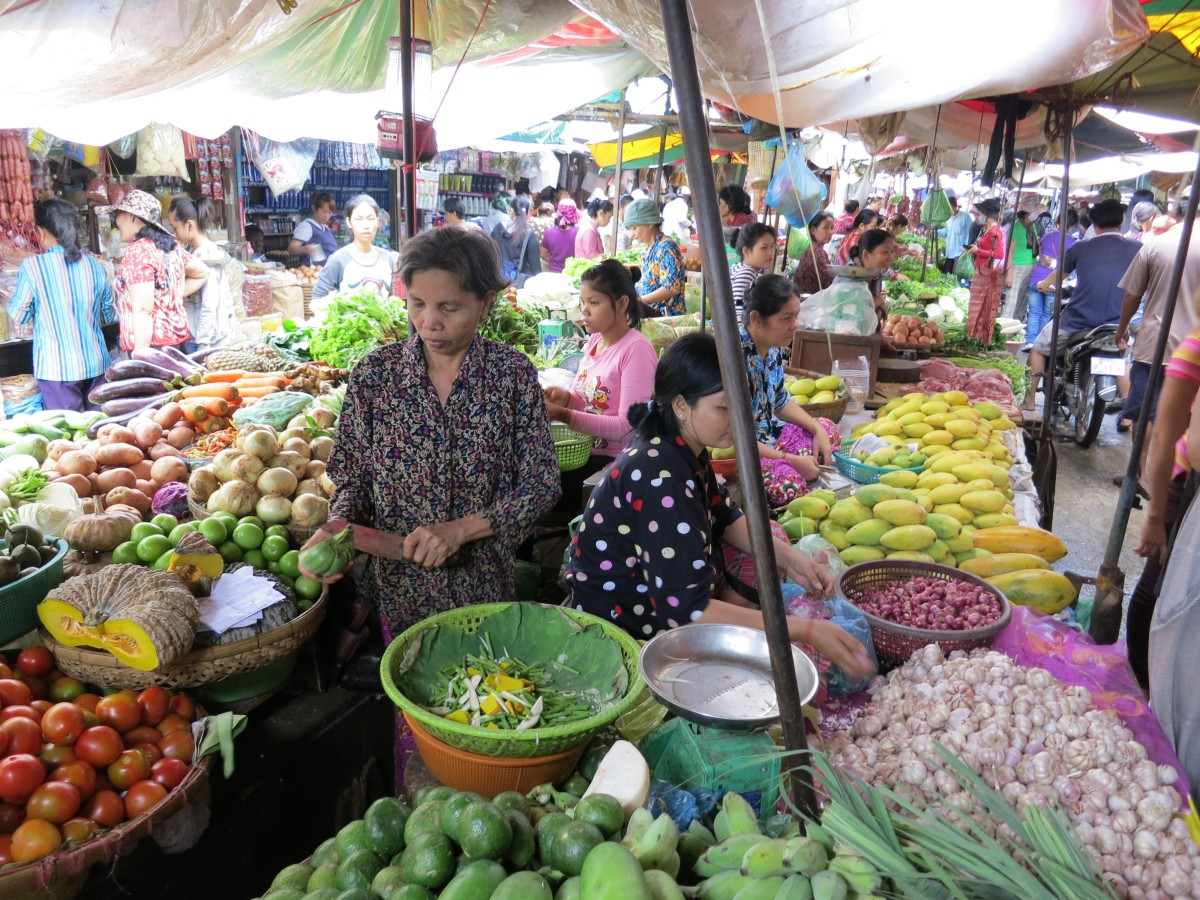 A Crash Course in Khmer Cuisine