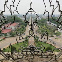 Lazy Days, Leisurely Strolls, and Laab in Vientiane