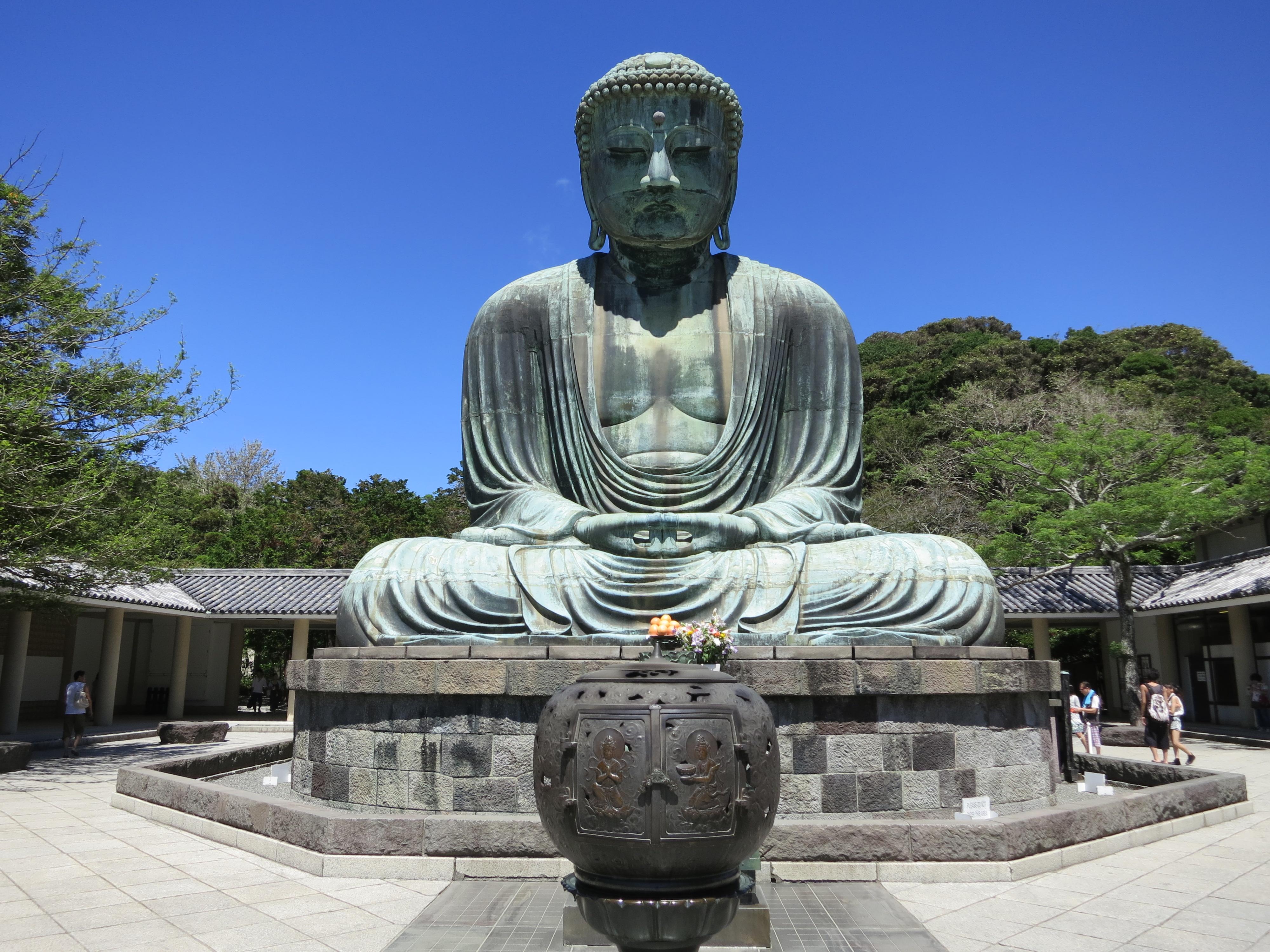 Kamakura 33 daibutsu temporarily lost