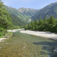 Meandering Amongst the Mountains in the Japanese Alps
