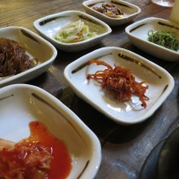 Kimchi, Banchan, and Large Quantities of Soju