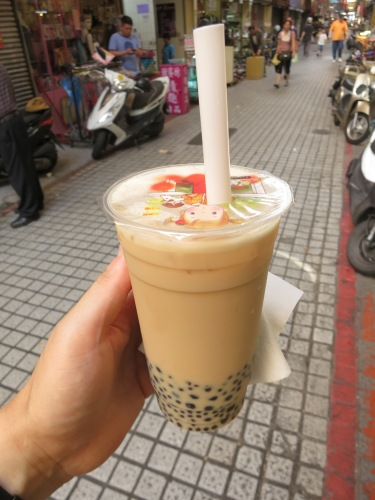 I've sampled Bubble Tea all over the world, but I finally made it to the source