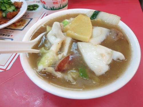 Cuttlefish (or squid) Stew
