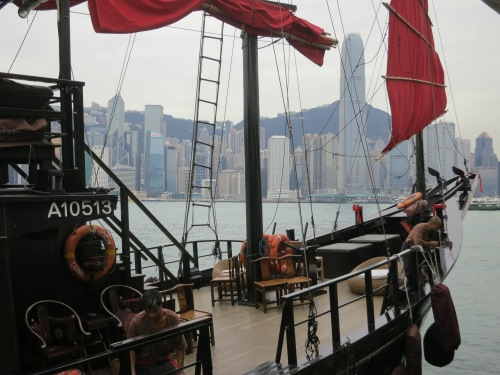 Kowloon 15 - Cool Looking Boat