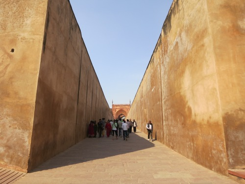 Agra Fort 13 - Perspective