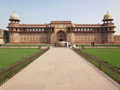 Agra Fort 15 - Diwan-i-Am