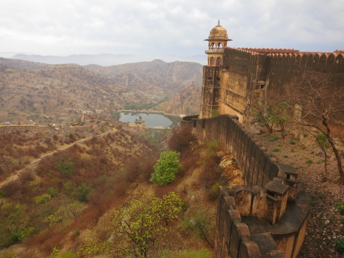 Jaigarh Fort (Tiger Fort) 10 - View