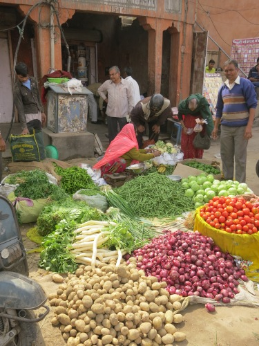 Jaipur 15 - Produce Vendor