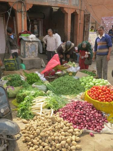 Jaipur 15 - Produce Vendor