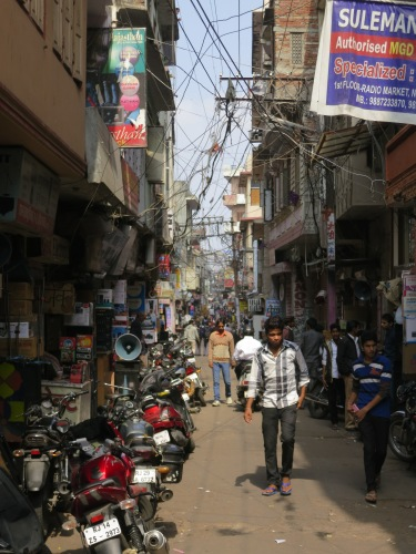 Jaipur 9 - Old City Streets