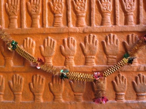 Mehrangarh 39 - Hands