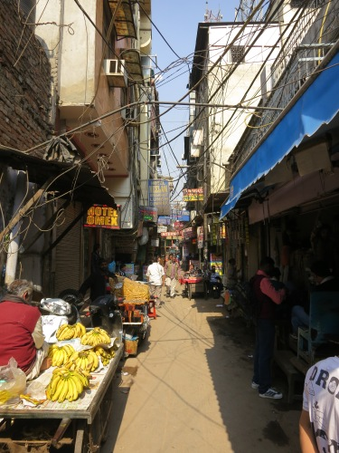 Paharganj Area 3 - Side Alley