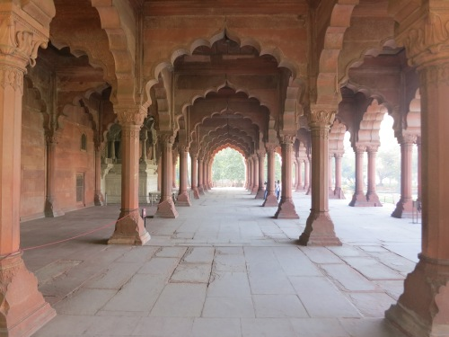 Red Fort 12 - Diwan-i-Am