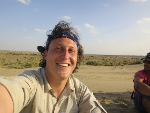 Camel Safari 115 - Me