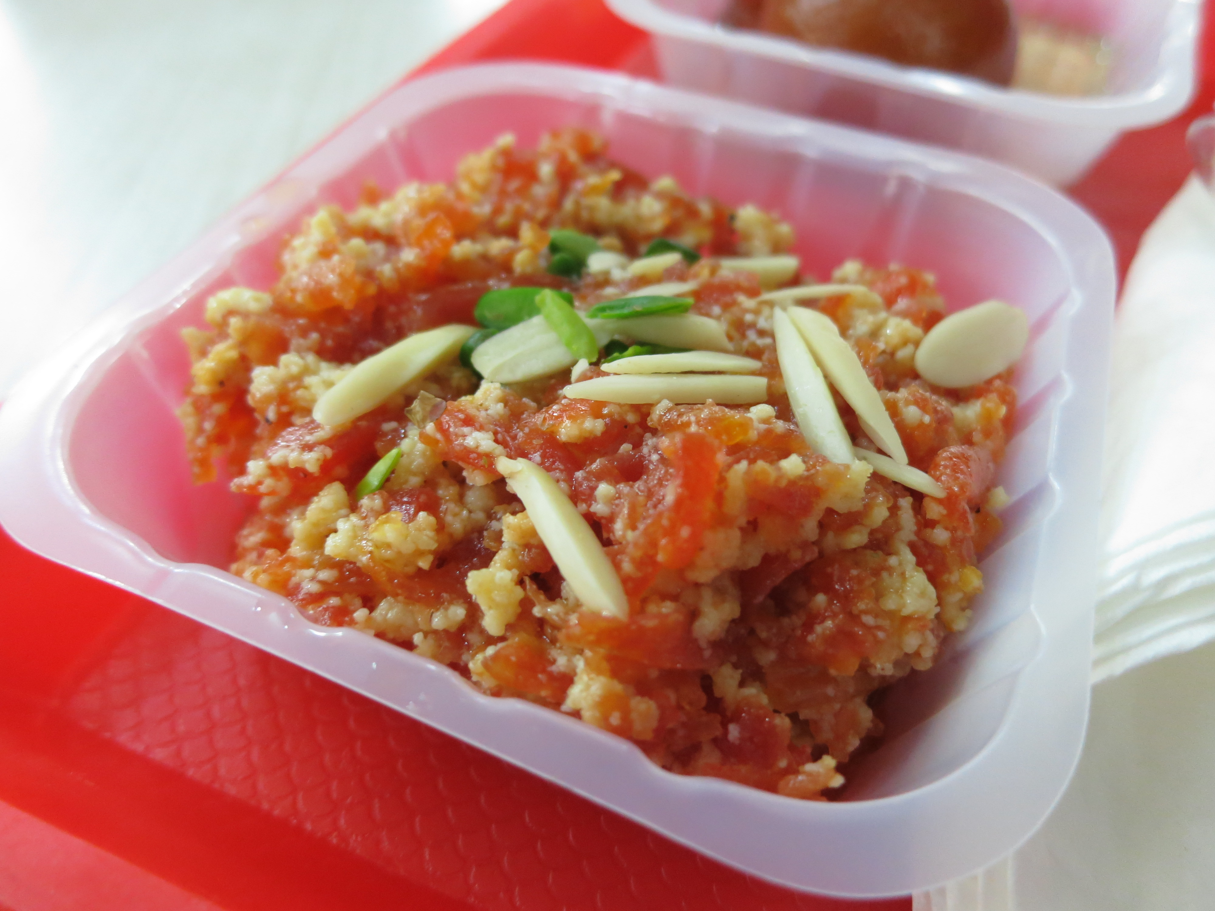 Is Carrot Common In Indian Food
