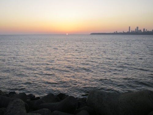 Marine Drive 21 - Sunset