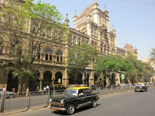 Mumbai 2 - Architecture on Muhammed Ali Rd