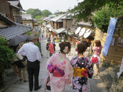 Kyoto Streets 8 - Sannen-zaka