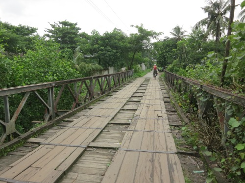 Dalah 8 - Wooden Bridge