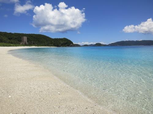 Furuzamami Beach 12