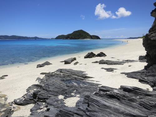 Furuzamami Beach 27 - Rocks