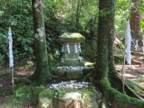 Kumano Kodo 4 - Tsukimigaoke-jinja