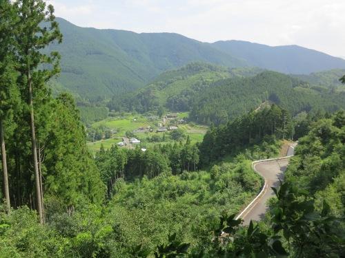 Kumano Kodo 90 - View
