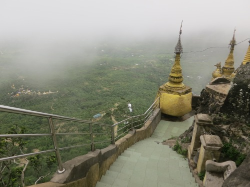 Mount Popa 42 - View