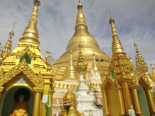 Shwe Dagon Paya 20 - Pagodas
