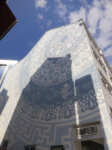 Chinatown 6 - Mural