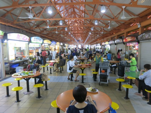Food 4 - Maxwell Road Hawker Center