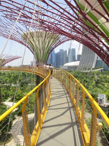 Gardens by the Bay 22 - Skyway