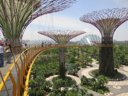 Gardens by the Bay 30 - Skyway